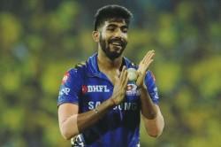 Sachin Tendulkar Calls Jasprit Bumrah Best Bowler Around After Ipl Exploits
