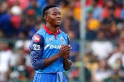 Ipl 2019 Delhi Capitals Kagiso Rabada Shares Injury Update