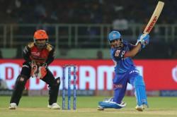 Delhi Vs Hyderabad Eliminator Live Cricket Score