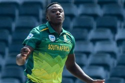 South Africa S Rabada Set To Be Fit For World Cup Opener Against India