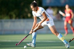 Hockey Indian Eves Lose 0 4 To South Korea