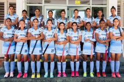 Rani Rampal To Lead 18 Member Indian Women S Hockey Team