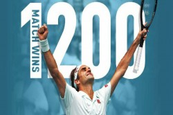 Federer Records 1200th Match Win In Madrid