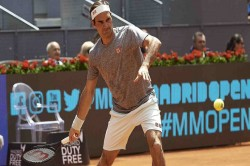 Roger Federer Happy To Return To Clay After Three Year Hiatus
