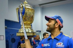 Mumbai Indians Captain Rohit Sharma S Fifth Ipl Title