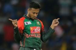 Shakib Al Hasan Tops Odi All Rounders List No Indian In Top
