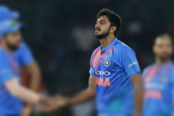 Icc World Cup Vijay Shankar Reveals His Life Changing Experience As A Cricketer
