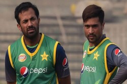 Wahab Riaz Mohammed Amir Asif Ali Included In Pakistan World Cup Squad