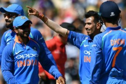 Icc World Cup Chahal Explains Unique Practice Drill For Team India