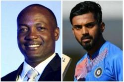 Legendary Windies Cricketer Brian Lara All Praise For Kl Rahul