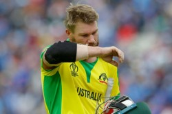 Icc World Cup David Warner Was Under Pressure Says Aaron Finch