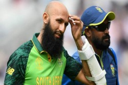 World Cup 2019 Hashim Amla Could Be Fit For India Clash