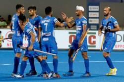 Fih Series Finals Captain Manpreet S Brace Hands India 3