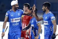 Fih India Thrash Uzbekistan 10 0 Reach Semifinals
