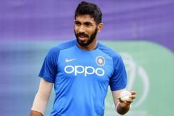 Jasprit Bumrah Reveals Vijay Shankar Has No Injury Concern
