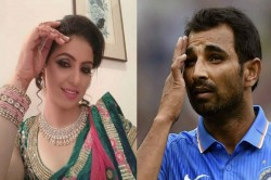 Estranged Wife Hasin Jahan Slams Beshram Mohammed Shami