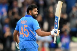World Cup 2019 Rohit Sharma Breaks Saurav Ganguly Record Of Most Hudred For India In Odi