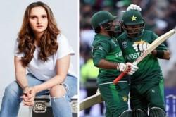 Sania Calls Sport An Incredible Leveler After Pak S Win