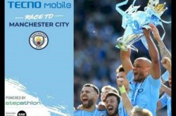 Tecno Online Vitural Fitness Challenge Race To Manchester City