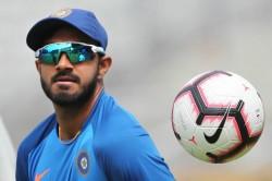 World Cup 2019 Unfair To Ask Vijay Shankar To Bat At No