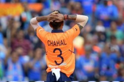 Chahal Gives Away Most Runs Ever By An Indian Bowler In World Cup Match