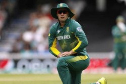 Ab De Villiers Breaks Silence On His Way Into South Africas World Cup Squad
