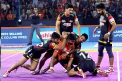 Pkl 2019 Bengaluru Bulls Beat Hosts U Mumba