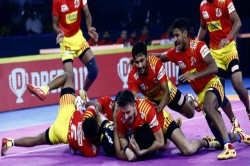 Pro Kabaddi League 2019 Disappointing Outing For Bengaluru Bulls