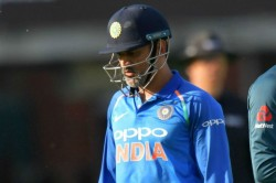 Ms Dhoni Likely To Retire After Icc World Cup