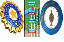 Limited Drs To Be Used In Ranji Knockout Matches