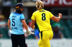Ellyse Perry Becomes First Cricketer To Reach 1000 Runs 100 Wickets In T20is