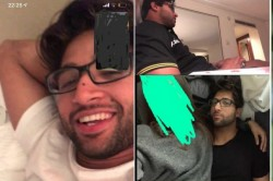 Imam Ul Haq In To Controversy As A Twitter User Exposes His Chats With Girls