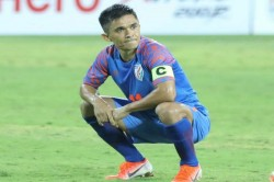 Indian Team Slipped Two Places To 103 In New Fifa Rankings