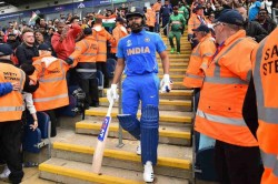 I Don T Just Walk Out For My Team I Walk Out For My Country Rohit