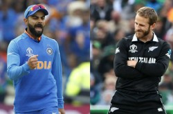 Icc World Cup 2019 Kohli And Kane S World Cup Reunion