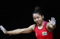 Mirabai Chanu Wins Gold At Commonwealth Senior Weightlifting Championship