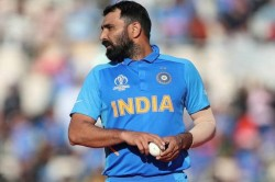 World Cup 2019 Indian Team Management Criticised For Excluding Mohammed Shami