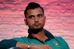 Mortaza Remains Captain As Bangladesh Name Squad For Sri Lanka Tour