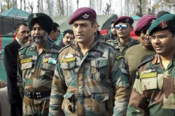 Ms Dhoni Doesn T Need To Be Protected Says Indian Army Chief Bipin Rawat