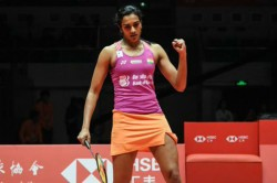 Sindhu Sai Praneeth Enter Japan Open Quarters Prannoy Loses