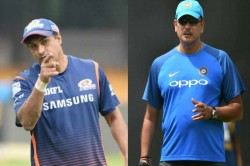 Robin Singh Questions Ravi Shastri S Credentials As Team Indiacoach