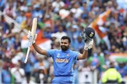 Cwc 2019 India Vs Nz Rohit Sharma On The Verge Of Breaking Two Big Sachin Tendulkar Records