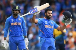 Rohit Sharma Scripts His Own Space Odyssey In Icc World Cup