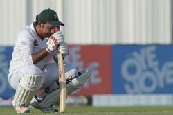 Pcb Decides To Remove Sarfaraz Ahmed As Test Captain Report