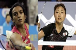 Sindhu Beats Okuhara 21 14 21 7 To Reach Indonesia Semis