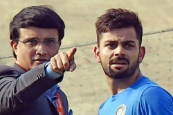 Sourav Ganguly Surprised By Omission This Player From Indin Squad