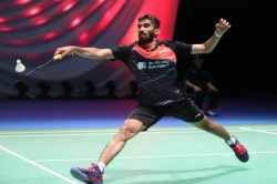 Badminton Kidambi Srikanth Exits In 1st Round Of Japan Open
