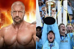 Champions England Receive Unexpected Gift From Wwe Coo Tripl H