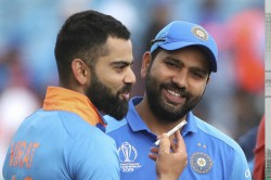 There Is Nothing Between Me And Rohit Skipper Virat Kohli