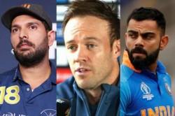 World Cup 2019 Virat Kohli Yuvraj Singh Lend Support To Ab De Villiers